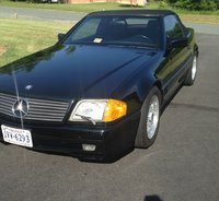 Picture of 1991 Mercedes-Benz 500-Class 500SL Convertible, exterior, gallery_worthy