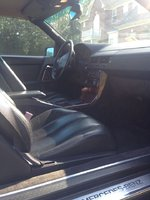 Picture of 1991 Mercedes-Benz 500-Class 500SL Convertible, interior