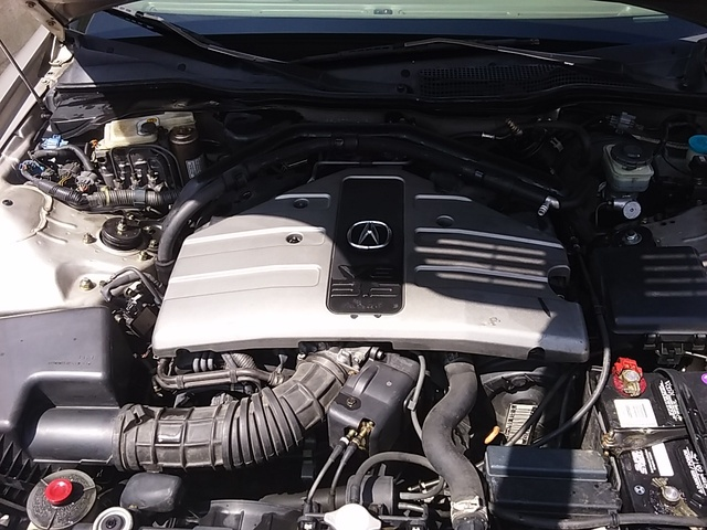 Picture of 1996 Acura RL 3.5L