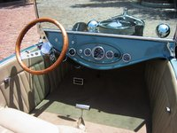 Picture of 1923 Ford Model T, interior