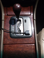 Picture of 1996 Acura RL 3.5L, interior