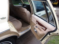Picture of 1987 Chevrolet Caprice Base Wagon, interior