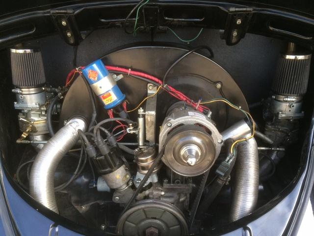 Picture of 1959 Volkswagen Beetle Cabriolet, engine, gallery_worthy