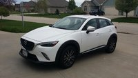 2016 Mazda CX-3 Picture Gallery