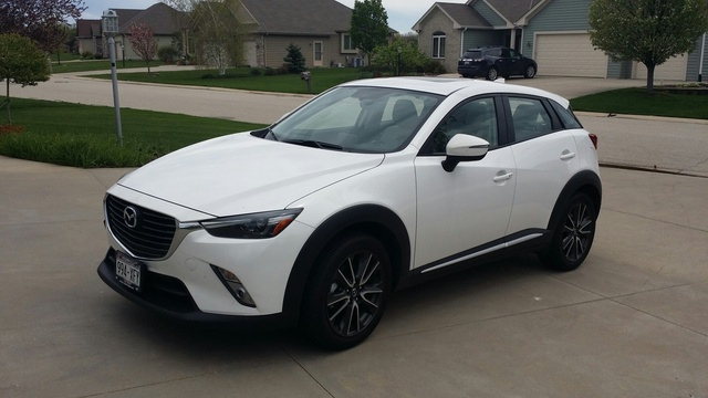 2016 mazda cx 3 overview cargurus. Black Bedroom Furniture Sets. Home Design Ideas