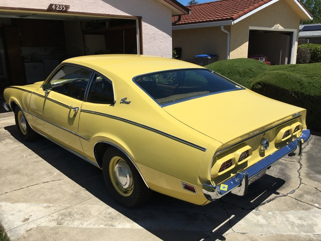 Picture of 1973 Mercury Comet
