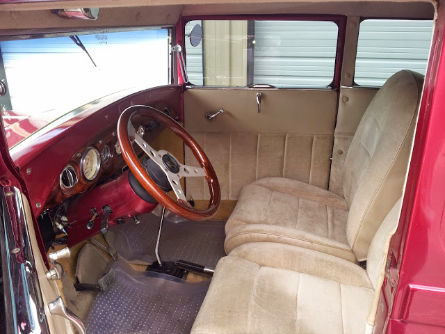 Picture of 1929 Ford Model A Base, interior