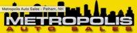 Metropolis Auto Sales logo