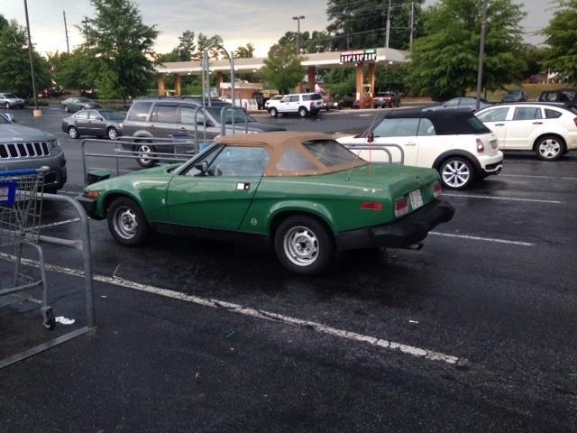 Picture of 1980 Triumph TR7