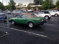 1980 Triumph TR7 Overview