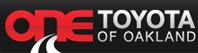 One Toyota Of Oakland logo