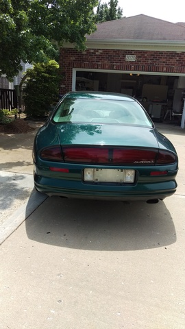 Picture of 1999 Oldsmobile Aurora 4 Dr STD Sedan