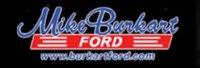 Mike Burkart Ford logo