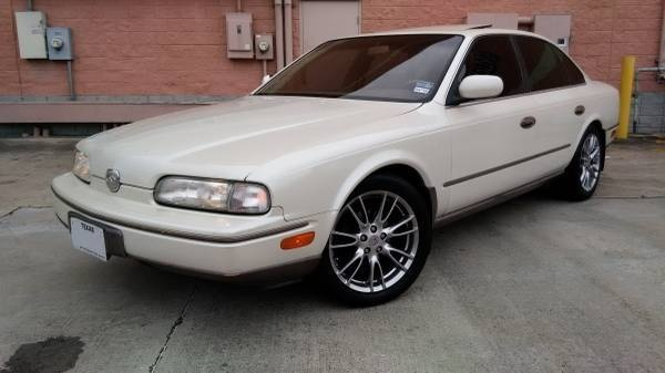 Picture of 1993 INFINITI Q45 A RWD, exterior, gallery_worthy