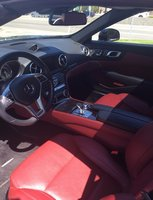 Picture of 2015 Mercedes-Benz SL-Class SL400, interior