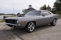 1972 Plymouth Barracuda Picture Gallery