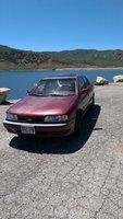 Picture of 1992 Infiniti G20 4 Dr STD Sedan, exterior