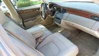 Picture of 2004 Cadillac DeVille Base, interior