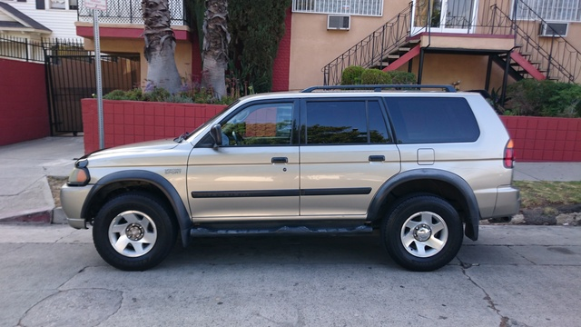 Picture of 2002 Mitsubishi Montero Sport LS, exterior, gallery_worthy