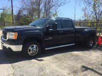 Picture of 2008 GMC Sierra 3500HD SLT Crew Cab DRW 4WD, exterior, gallery_worthy