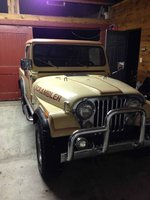 1981 Jeep CJ8 Overview