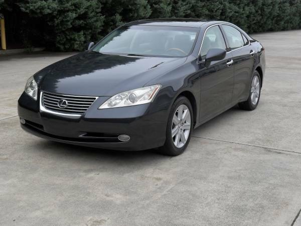 2007 lexus es 350 specifications cargurus. Black Bedroom Furniture Sets. Home Design Ideas