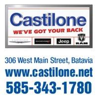 Castilone Chrysler Dodge Jeep logo