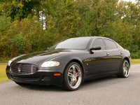 Picture of 2012 Maserati Quattroporte, exterior, gallery_worthy