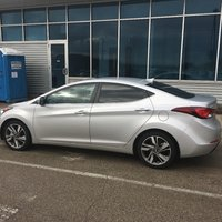 Picture of 2016 Hyundai Elantra Limited Sedan FWD, exterior, gallery_worthy