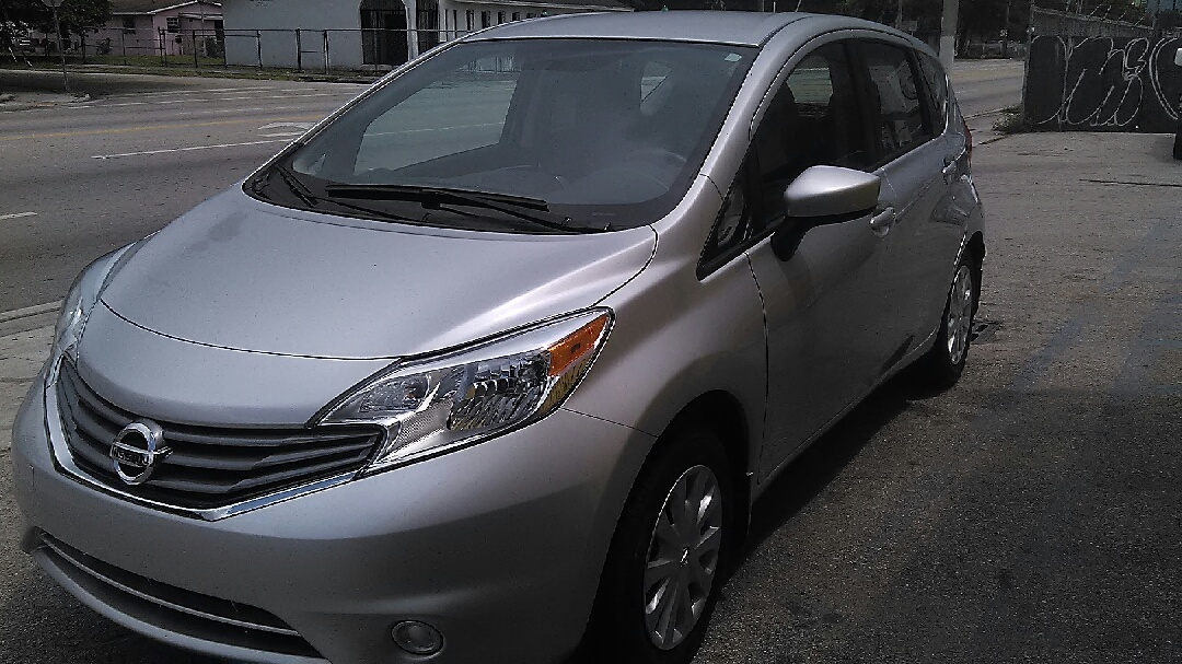 2015 2016 nissan versa for sale in your area cargurus. Black Bedroom Furniture Sets. Home Design Ideas