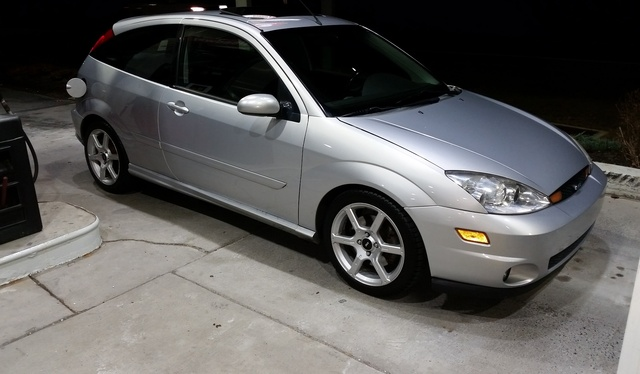 2004 Ford Focus Svt - Overview