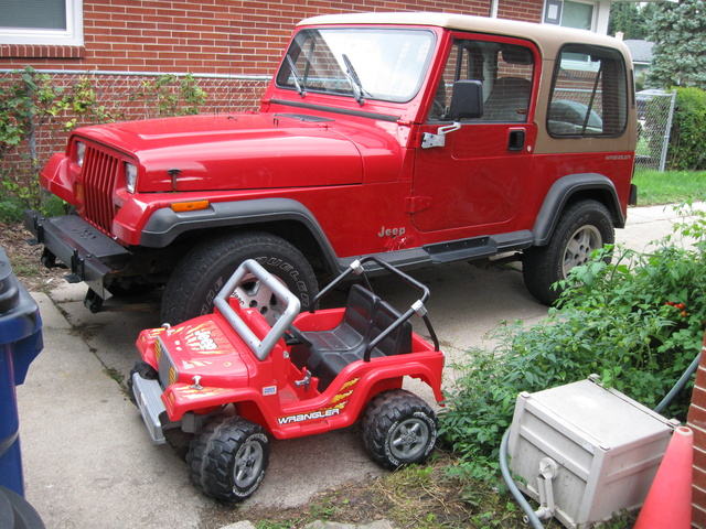 1994 jeep wrangler overview review cargurus. Black Bedroom Furniture Sets. Home Design Ideas