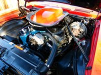 Picture of 1974 Pontiac GTO, engine