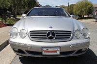 2001 Mercedes-Benz CL-Class Overview