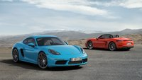 Picture of 2017 Porsche 718 Cayman S Coupe, exterior, gallery_worthy