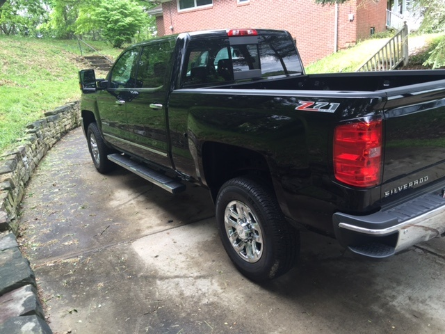 Picture of 2016 Chevrolet Silverado 2500HD LTZ Crew Cab SB 4WD