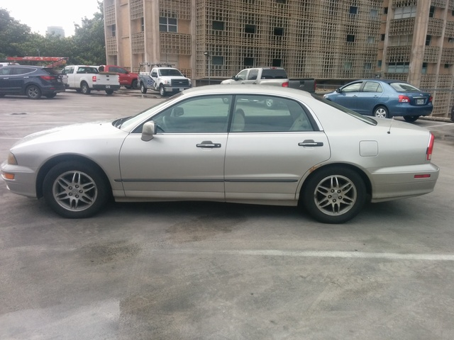 Picture of 2002 Mitsubishi Diamante 4 Dr ES Sedan