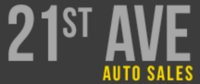 21st Ave Auto Sale logo
