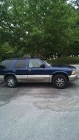 Picture of 1999 GMC Jimmy 4 Dr SLT SUV, exterior