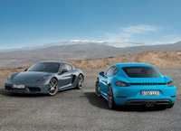 Picture of 2017 Porsche 718 Cayman S Coupe, exterior