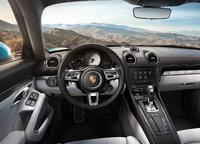 Picture of 2017 Porsche 718 Cayman S Coupe, interior