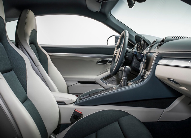 Picture Of 2017 Porsche 718 Cayman S RWD, Interior, Gallery_worthy