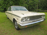 1963 Ford Fairlane Overview