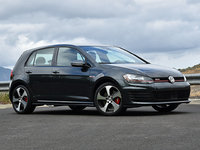 2016 Volkswagen GTI Autobahn, 2016 Volkswagen Golf GTI in Carbon Steel Metallic, exterior, gallery_worthy
