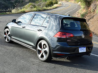 2016 Volkswagen Golf GTI in Carbon Steel Metallic
