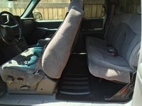 Picture of 2001 GMC Sierra 2500HD 4 Dr SL Extended Cab SB HD, interior