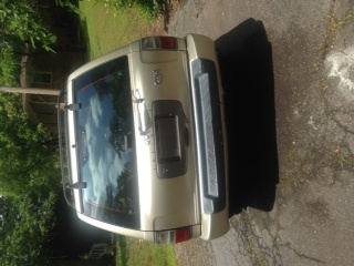 Picture of 1997 Infiniti QX4 4 Dr STD 4WD SUV