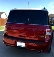 Picture of 2014 Ford Flex SEL, exterior