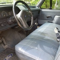 Picture of 1989 Ford F-350 XL Standard Cab LB, interior, gallery_worthy