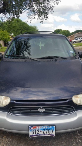 Picture of 2000 Nissan Quest
